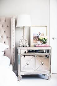borghese mirrored furniture. Mirror Monday: What If Your Morning Routine Started With A Look Into This Parisian Glam Nightstand? The Borghese Mirrored Side Chest Is Showstopper That Furniture