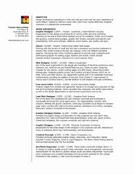 15 Unique Resume Objective Samples Resume Sample Template And