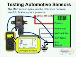 youtube com  map sensor & wiring diagram