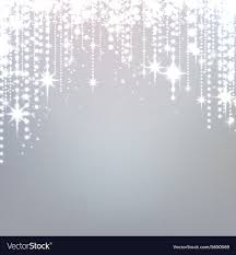 silver christmas background. Simple Background Silver Starry Christmas Background Vector Image Intended Christmas Background R