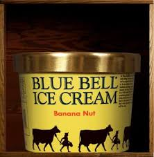 Blue Bells New Raspberry Fudge Brownie And Old Fave Tin Roof Now On