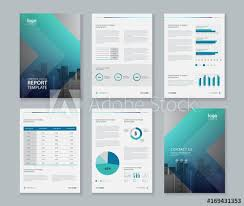 Annual Report Template Design Custom Template Design For Company Profile Annual Report Brochure