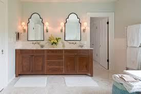 amazing double vanity mirror