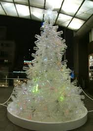Christmas Decorations Made Out Of Plastic Bottles plastic bottle christmas tree looks like a less regular 51