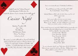 Fundraiser Wording For Flyer Benefit Flyer Wording 17 Best Casino Night Fundraiser Ideas Images