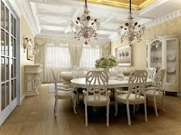 trendy handcrafted chandeliers traditional dining room