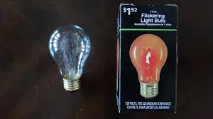 Blue Light Bulbs Walmart Walmart Flickering Flame Light Bulbs