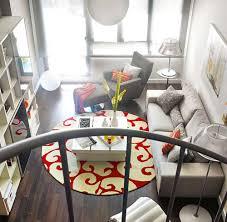 Small Loft Design Contemporary Living Room In Loft Interior Design Architecture