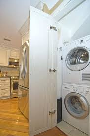 laundry closet doors laundry closet doors laundry room with washer and dryer image by case inc