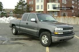 2002 Chevrolet Silverado 1500 - Information and photos - ZombieDrive