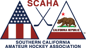 on the scaha logo for quick access to schedules scores statisticore