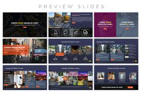 Planning A Presentation Template Urban Planning Presentation Template Vsual