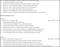 Restaurant Manager Resume Samples Resume Hospitality Pic Restaurant ...