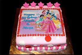 Disney Princess Cakes For Girls Birthday In Noidadisney Theme Cakes