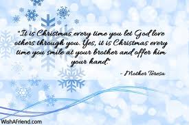 Inspirational Christmas Quotes Interesting Inspirational Christmas Quotes