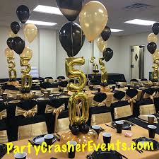 50th birthday party decoration ideas 4