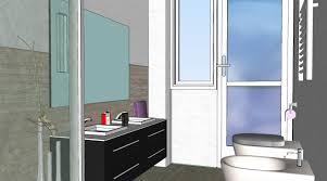 Bagno finestra nella doccia ~ ispirazione design casa