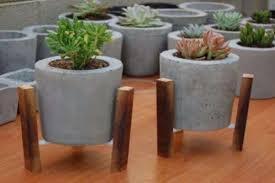 Aguarde entre 12 a 24 horas e desenforme seu vaso. Como Fazer Vaso De Cimento 77 Modelos E Passo A Passo Facil