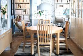 Ikea Round Dining Table Set Dining Room Tables And Chairs A Dining Unique Ikea Dining Room Ideas Decor