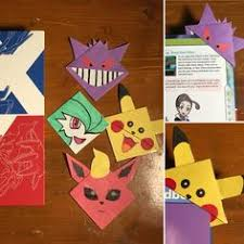 image result for origami bookmark kitten red ted art justine final puppy and kitten party origami bookmark bookmarks and origami