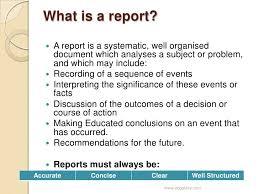 write a report twenty hueandi co write a report
