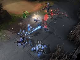 blizzard set out to make a starcraft mod and instead reinvented