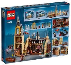 Купить <b>Конструктор LEGO Harry Potter</b> 75954 Большой зал ...