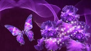 Purple Butterfly Desktop Wallpapers ...