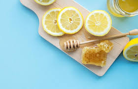 lemon face pack for dark spots