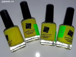 Neon žlutý Lak Na Nehty Nový