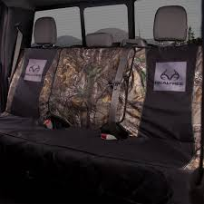 realtree camo seat cover bench xtra