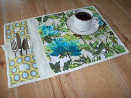 Quilted Placemat Patterns Cool Decoration
