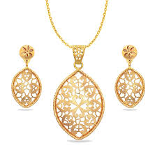 pendant sets gold diamond pendant sets candere com a kalyan jewellers company most trusted jewellery brands