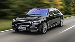 The company's digital light system not only can brighten the road ahead without blinding other drivers, but it can project information directly onto the road. 2021 Mercedes Benz S Class Review Top Gear