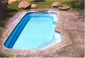 inground pool kits diy fiberglass