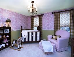 Image of Baby Girl Nursery Wall Decor Ideas