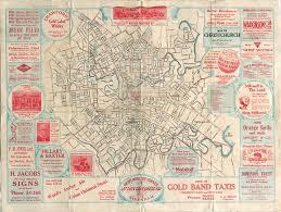 map of christchurch [1930?] christchurch city libraries Map Of Christchurch map of christchurch map of christchurch new zealand