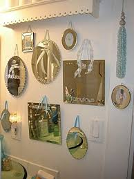 Mirror grouping on wall Info Mirror Grouping Pinterest Mirror Grouping Home Sweet Home Mirror Vintage Mirrors Mirror