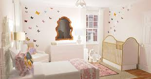 Nursery Bedroom The Pink Nursery Room Anne Tollett Home
