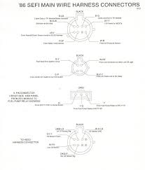 news & tech capri and mustang news & technical articles by Stinger Wiring Harness main harness connectors Wiring Harness Diagram