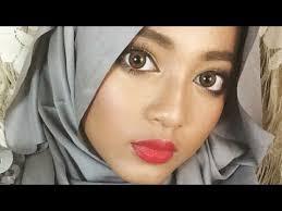glamorous makeup for eid selamat hari raya dd