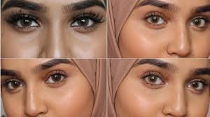 Freshlook Color Chart For Dark Eyes Best Contact Lenses For Dark Eye And Brown Indian Skin
