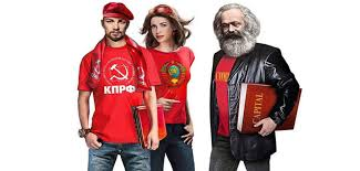 lenin and stalin this isnt your babushkas communist party lenin marx and stalin