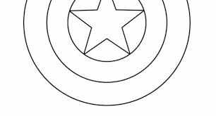 Captain America Shield Coloring Page New Captain America Shield