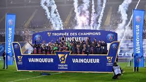 ПСЖ переиграл Марсель, получив восьмой подряд Суперкубок Франции: видео -  новости футбола - Спорт 24