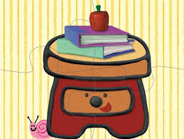 side table drawer blues clues. Customer Review: Side Table Drawer Blues Clues A