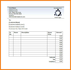 Bangalore Hotel Bill Format In Pdf - April.onthemarch.co