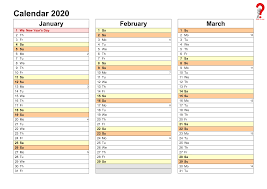 Planner 2020 Template How To Make A Printable Yearly Planner Template 2019 2020