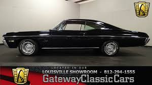 1968 Chevrolet Impala - Louisville Showroom - Stock # 1172 - YouTube