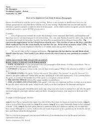 Proper Use Of Quotations In An Essay Shakespeare Studies Essay